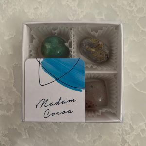 Madam Cocoa Handcrafted Chocolates - 4 Pack
