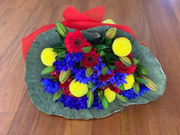 Brilliant Mixed Bouquet