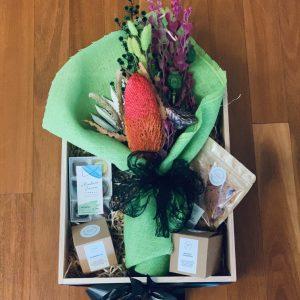 Preserved Flower Gift Box