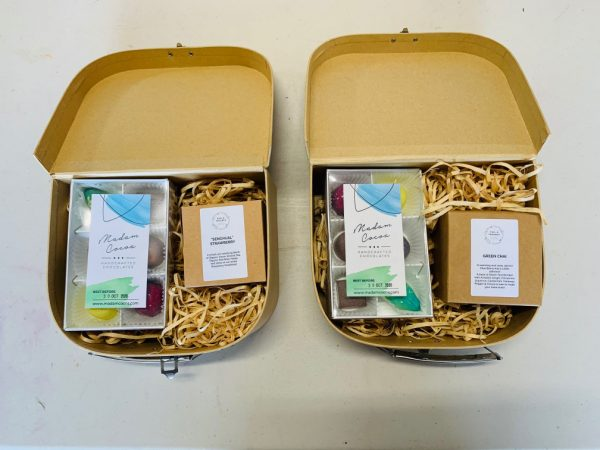 Tea and Chocolate Box