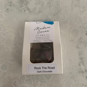 Madam Cocoa 5 Pack Snackables Dark Chocolate Rock The Road