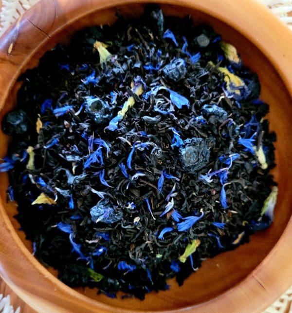 Blueberry Hill tea