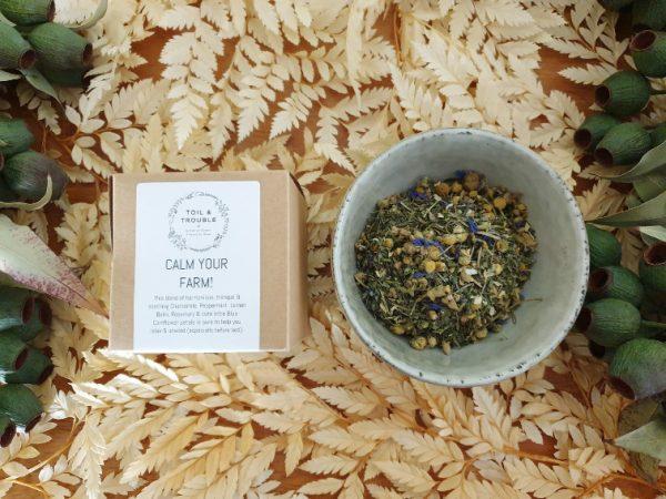 Calm your Farm! tea single use