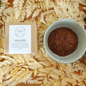 VanillaRoo tea single use