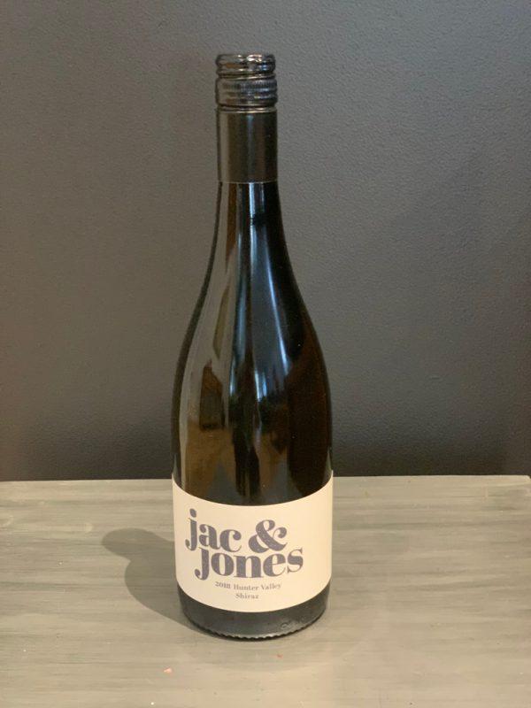 Jac & Jones 2018 Hunter Valley Shiraz