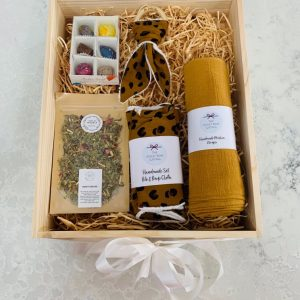 Baby Gift Box Tea and Chocolate