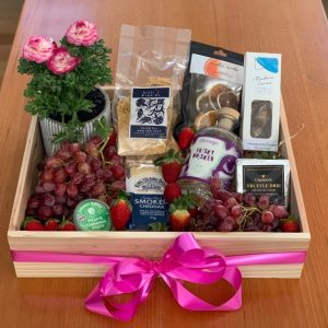 Gin and Cheese and Plant Box